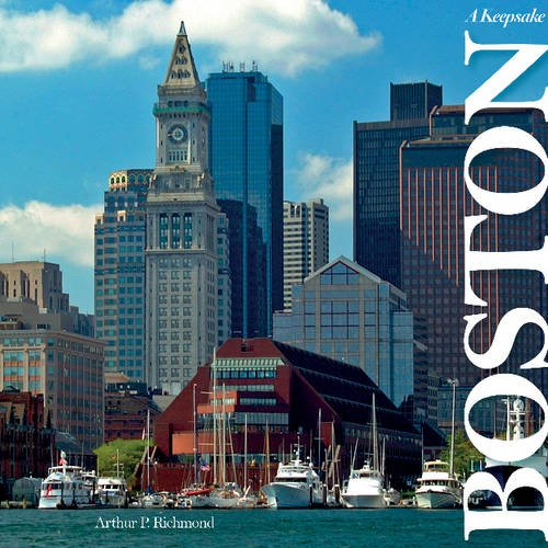 A souvenir, a gift, or a portable way to immerse yourself in Boston, this small-format book captures on each page a new colorful image to treasure for years to come. From the famous Boston harbor to the many historical and contemporary attractions in...
