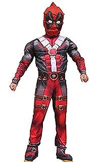 Magic Box Traje para Mujer de Deadpool XS (UK6-8): Amazon.es ...