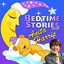 Bedtime Stories with Anita Harris Audiobook by Mike Bennett, Hans Christian Andersen, Mike Margolis Narrated by Anita Harris