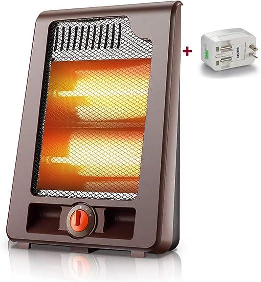 EFVFG Ventilador De Calefacción Eléctrica Calentador Eléctrico 2 ...