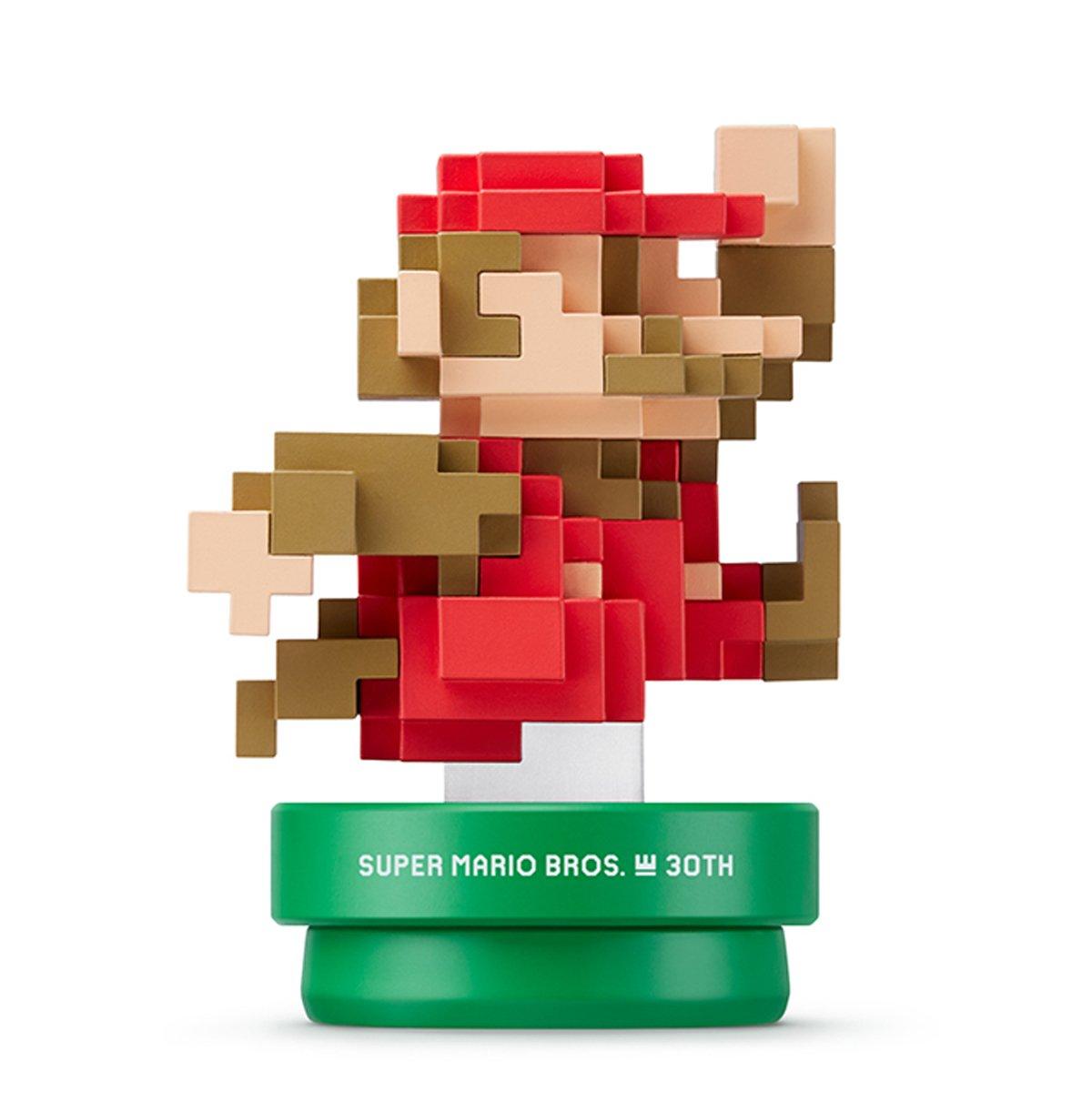 Mario Classic Color Amiibo - Japan Import (Super Smash Bros Series)