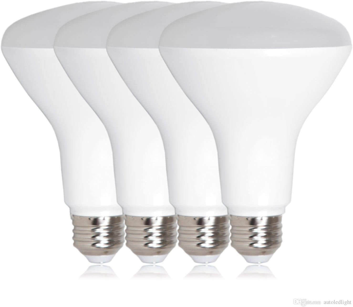 65W Replacement 24-Pack 10 Watt LED BR30 Dimmable Flood Bulb Indoor//Outdoor Rated 2700K Soft White 650 Lumens UL /& Energy Star