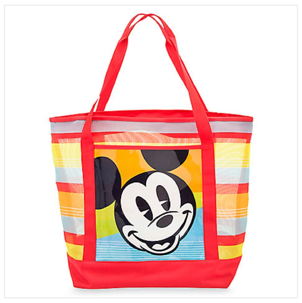 Disney - 2017 Mickey Mouse Summer Fun Tote - New