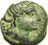 SPAIN CORDOBA 2ND CENT BC SEMIS 21MM SCU