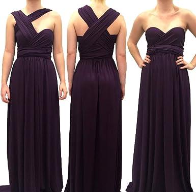 Long Convertible Dress
