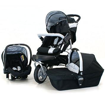 petite star extreme charisma pushchair travel system inc car seat rh amazon co uk
