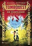 Tombquest - Die Schatzjäger, Band 02: Hüter des Amuletts