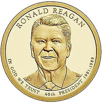 2016-P SET NIXON FORD REAGAN PRESIDENTIAL DOLLAR SET UNCIRCULATED FROM ROLLS