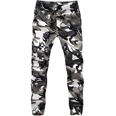 c56642a7fa Womens Casual Gym Jogger Military Army Print Camouflage Jeggings Trouser  Sports Jogging Ladies Leggings Tracksuit Bottoms: Amazon.co.uk: Clothing