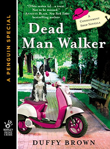 Dead Man Walker (A Consignment Shop Mystery Book 4)
