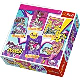 Trefl 4-in-1 Barbie Und Her Super Friends Puzzle (207 Pieces)