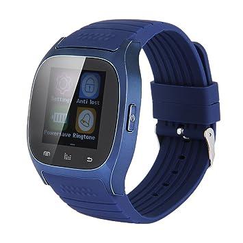 Último R-Watch M26 Sync SmartWatch R-Reloj Bluetooth M26 SMS ...