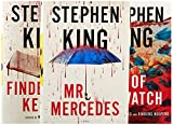 Book cover from The Bill Hodges Trilogy Boxed Set: Mr. Mercedes, Finders Keepers, and End of Watch by Stephen King