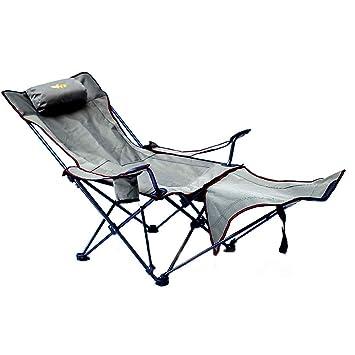 MLX Silla Plegable para Acampar Al Aire Libre, Silla ...