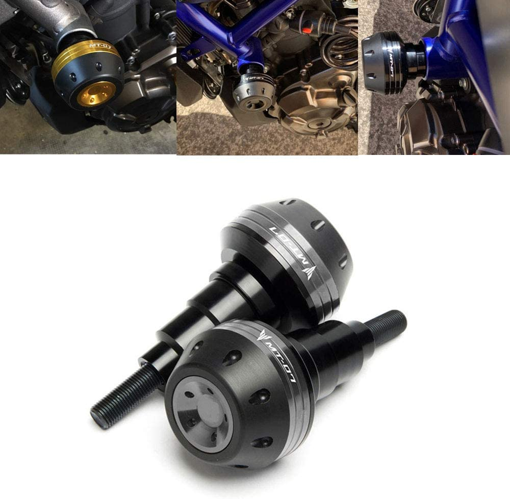 Motorcycle Frame Sliders Crash Pad Falling Protector For Yamaha MT07 MT-07 2015 2016 2017 2018 2019 2020