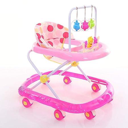 LFY Andador para bebés con Juguetes y Bandeja de Actividades ...