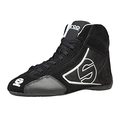 Sparco Men s Trainers Black Size  6  Amazon.co.uk  Shoes   Bags 4bcd66acd