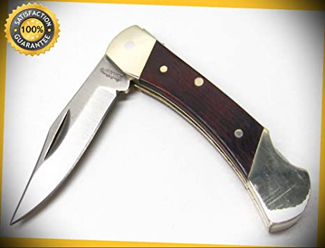Amazon.com: Uncle Henry LB3 - Cuchillo afilado plegable ...