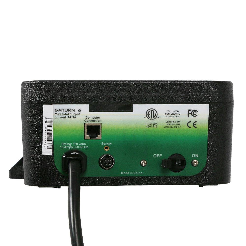 Titan Controls Digital Environmental Controller w/ Carbon Dioxide (CO2) PPM Control, 120V - Saturn 6 by Titan Controls (Image #2)