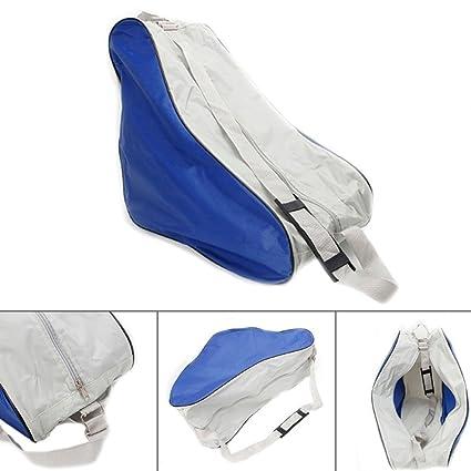 Bolsa de transporte para patines de 4 ruedas, en línea o de hielo