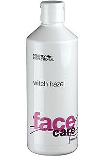 Strictly Professional - Limpiador facial con agua de hamamelis (500 ml)