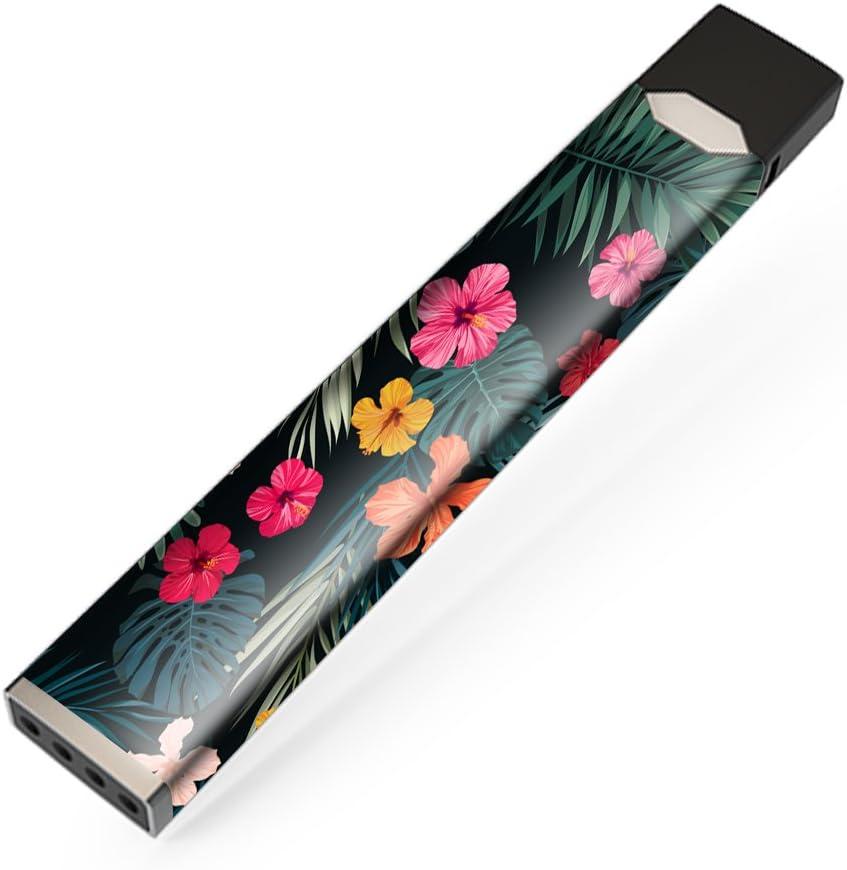 Hibiscus Flower Decal Sticker Vinyl Hawaiian Tropical Paradise Car Window Laptop