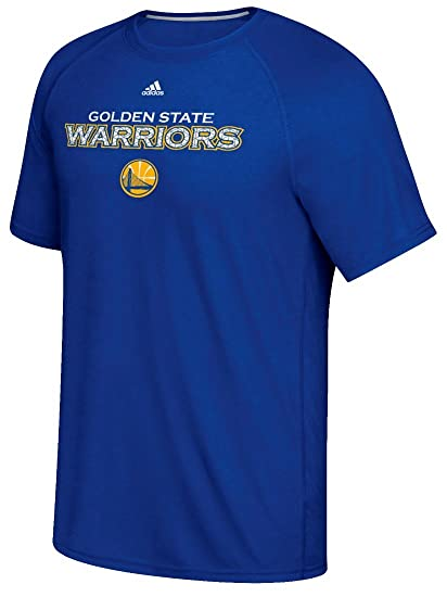 93919a5a8a4c Golden State Warriors Adidas  quot Meshing Around quot  Climalite  Performance ...