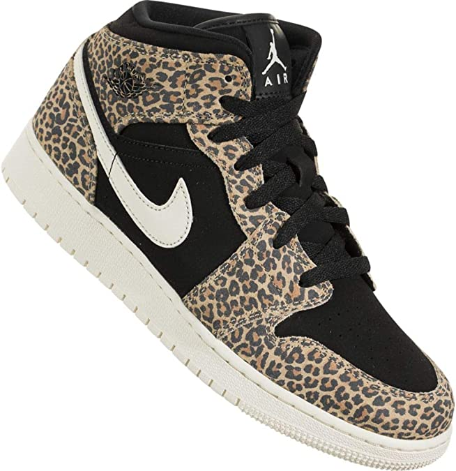 air jordan 1 leopardo