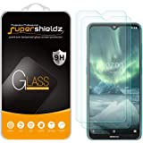 (2 Pack) Supershieldz for Nokia 7.2 Tempered Glass Screen Protector, 0.33mm, Anti Scratch, Bubble Free