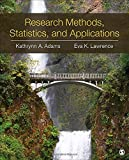 Research Methods, Statistics, and Applications 1st Edition
