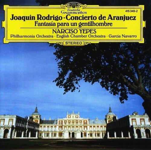 Concierto Aranjuez / Fantasia Para Un Gentilhombre
