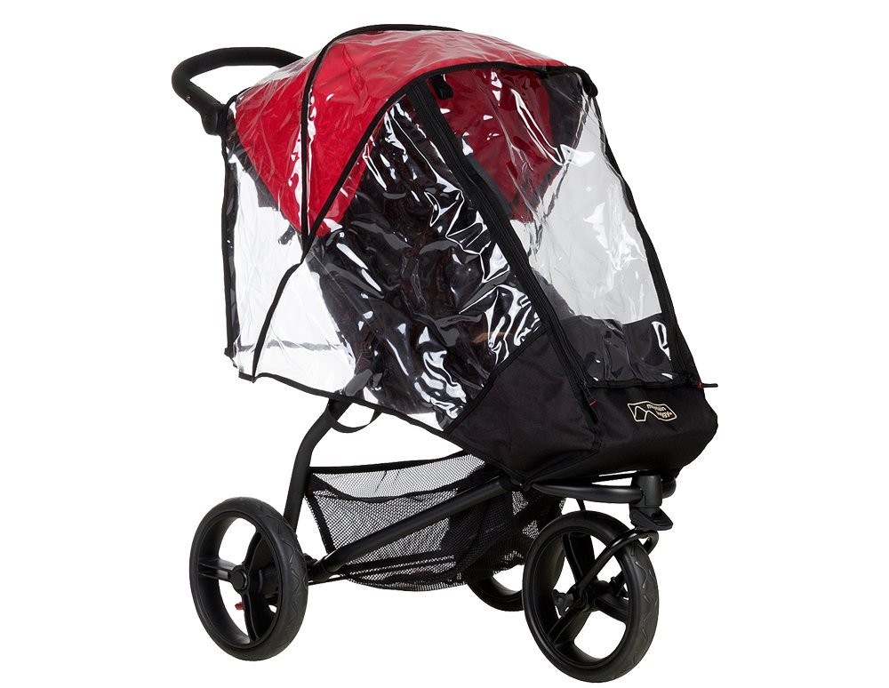 Mountain Buggy Storm Cover for 2015 MB Mini/Swift Stroller SWISC