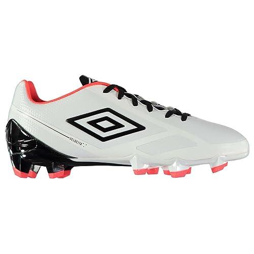 Umbro Hombre Velocita 2 Premier FG Botas de fútbol  Amazon.es  Zapatos y  complementos 768d89bb69d49