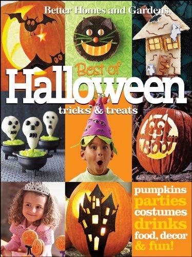 (Halloween Tricks and Treats (Better Homes & Gardens)