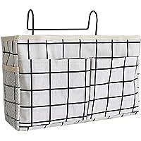 Bedzakken met ophanghaak Hangende opbergorganisator aan het bed Multifunctionele hangende zak aan het bed Hangende…