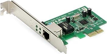 TP-LINK TG-3468 10/ 100/ 1000Mbps PCI-Express 1 x RJ45 Network Adapter