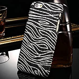 """Fashion shine Waves pattern design hard Case For iPhone 6 4.7"""" Inch phone back cover 6 colors in stock Drop shipping --- Color:Pink"""