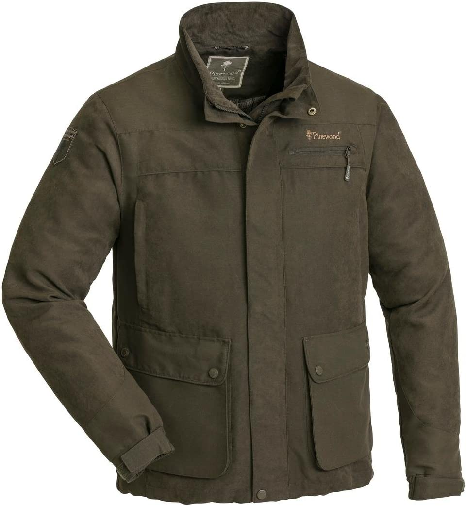 Pinewood 5803/Wolf Super Light Suede Jacket Brown 241