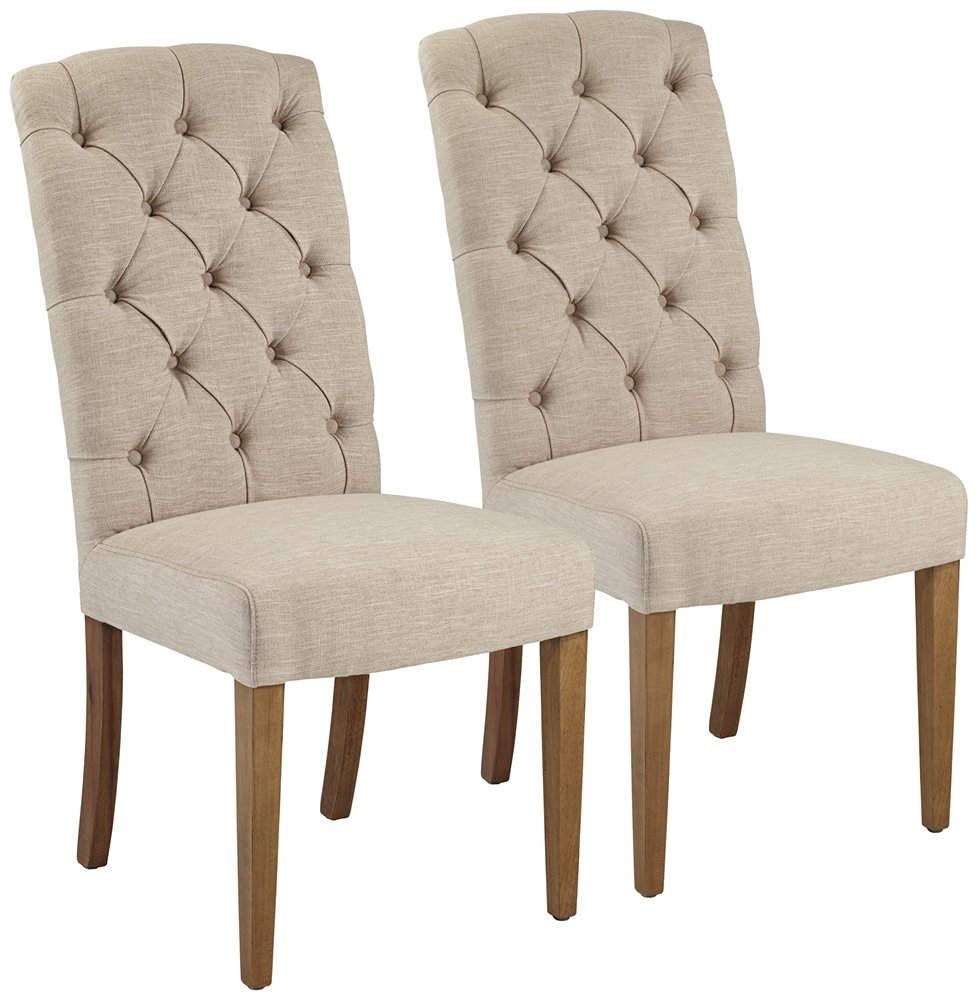 100 Button Back Dining Room Chairs Signature Design