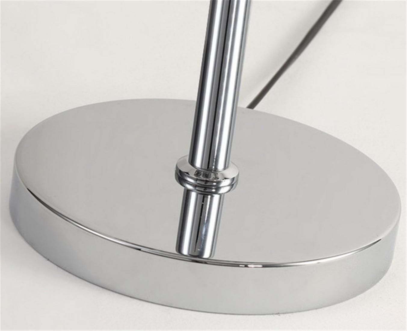 HONGLI Luxus Modernen Einfache Warm K9 Rauch Rauch Rauch grau Kristall E14 Wohnzimmer Studie Schlafzimmer Nachttischlampe 28  48 B07DZ88S4L | Online  f7273d