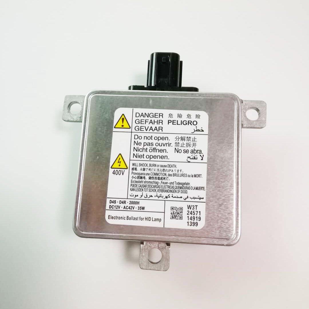 Xenon Headlight HID Ballast Control Unit Module for Mazda CX-5 CX-9 OEM W3T23371/W3T24771