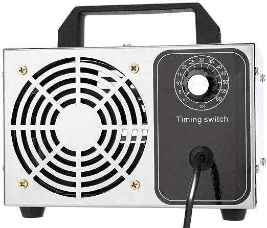 Thingnovation Generador de ozono 24.000 MG/Hora. Purificador de ...