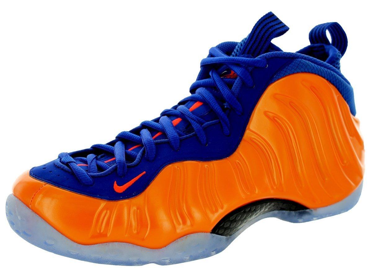 Nike Herren Air Foamposite One Basketballschuhe  10|Ttl Crmsn, Ttl Crmsn-gm Ryl-blk