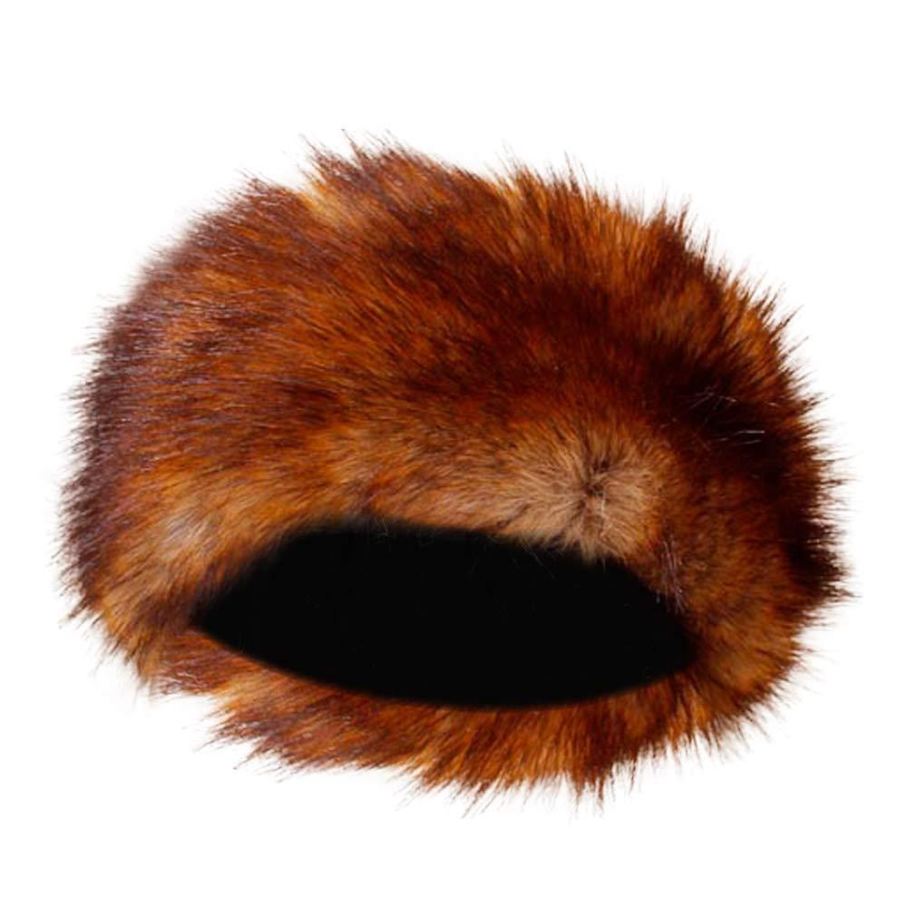 Wocharm Faux Fur Headband...