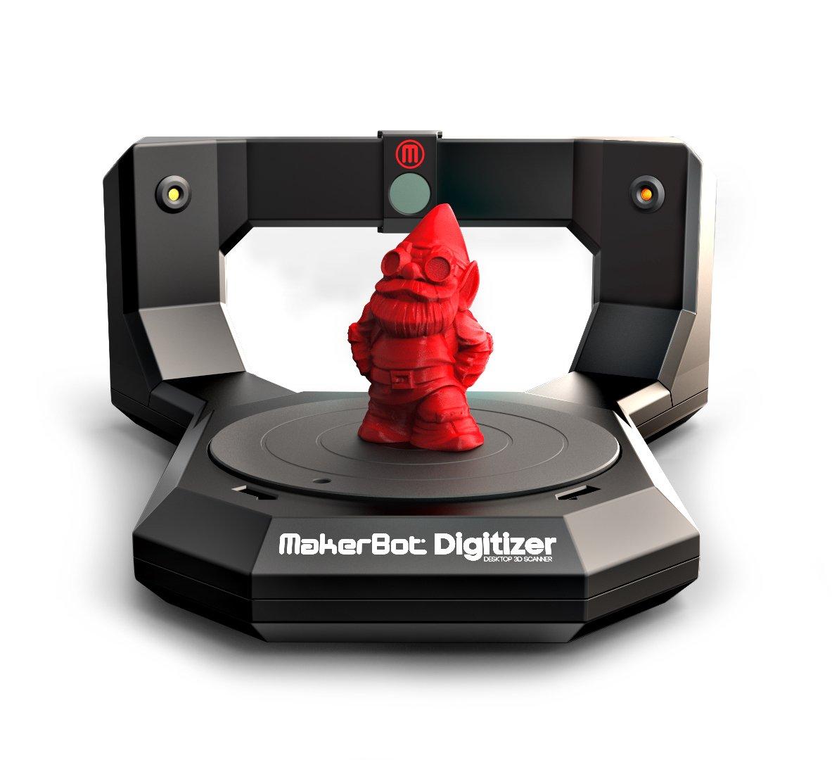 [国内出荷、安心の1年間保障付き!]MakerBot 3Dスキャナー Digitizer