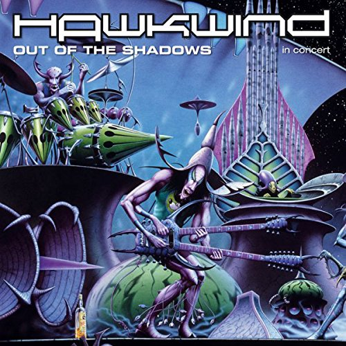 Hawkwind - Out Of The Shadows