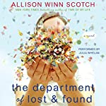 The Department of Lost & Found: A Novel | Allison Winn Scotch