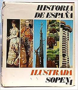 Historia de España Ilustrada Sopena. (Tomo I I): Amazon.es: Terrero, Jose; Reglá, Juan: Libros