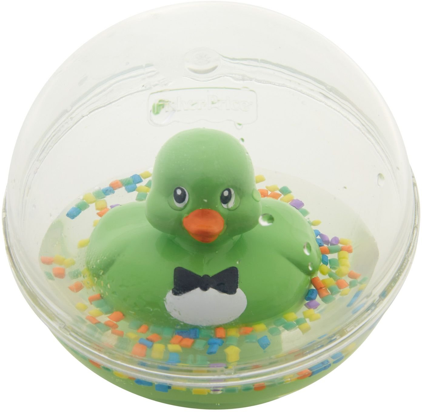 Fisher Price Patito a Flote color verde Mattel DVH