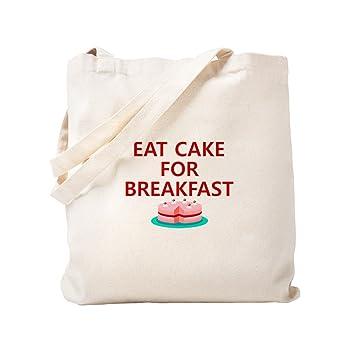 CafePress - Bolsa de desayuno para tartas, lona, caqui ...